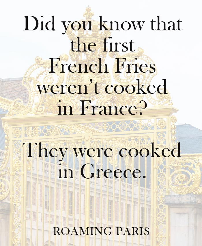 Jokes about French