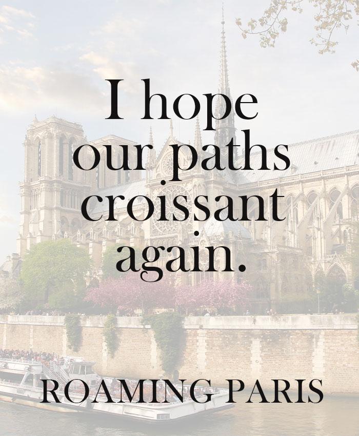 Puns about Paris