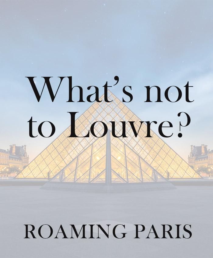 Louvre puns