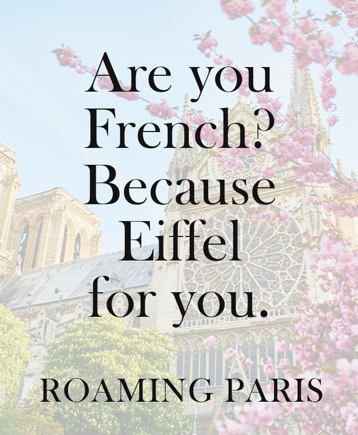 Jokes about Paris