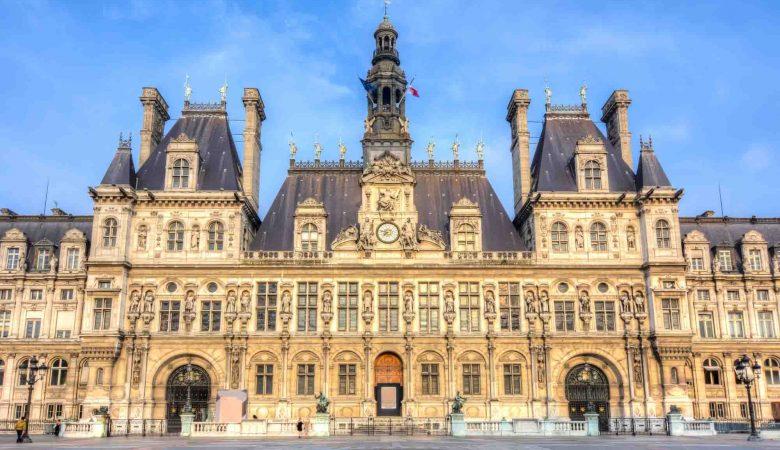 Hotel de Ville, Paris City Hall